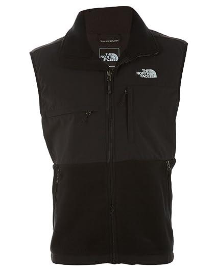 afaa8d84f8ef Amazon.com   The North Face Men s Denali Vest Recycled TNF Black TNF ...