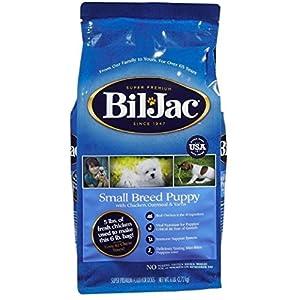 Bil Jac Small Breed Puppy Dry Dog Food 89