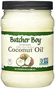 Butcher Boy Coconut Oil, 30 oz.