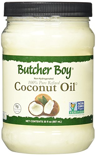 Butcher Boy Coconut Oil oz