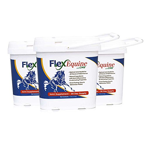 Flexequine with CM8 (3 Buckets) by Flexcin International, Inc