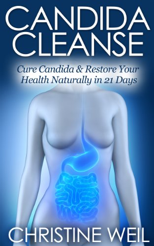 Candida Cleanse Restore Naturally Natural ebook product image