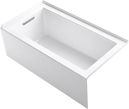 KOHLER 20202-LA-0 Underscore Bathtub