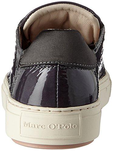 Sneaker Marc Opolo Damen 70714053501400 Grau (grigio Scuro)