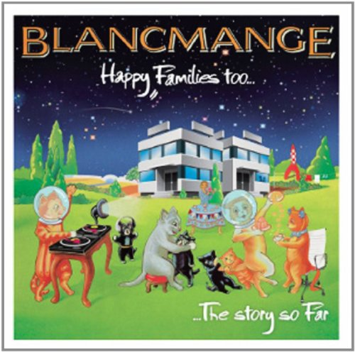 Blancmange - Happy Families - (EDSL0001) - 3CD - FLAC - 2017 - WRE Download