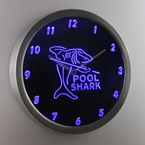shark wall clock - 9