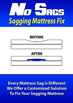 No Sags Mattress Fix