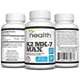 K2 MK-7 MAX From K2Vital®. Extra Strength 175mcg