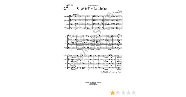 Dorable Great Is Thy Faithfulness Chords Piano Festooning - Basic ...