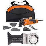 FEIN 72295264090 Start Q Starlock Oscillating Multi-Tool with 10 Pack of Blades