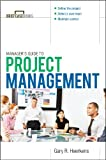 Project Management (Briefcase Books Series), Gary R. Heerkens, 0071379525