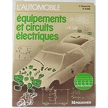 L'automobile, équipements et circuits électroniques