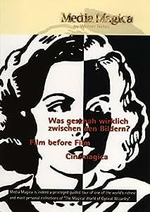 Media Magica by Werner Nekes volume 1: Film Before Film