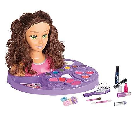 Diset 46621 - Centro De Belleza De La Srta. Pepis: Amazon.es: Juguetes y juegos