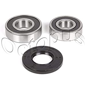 Bearing & Seal Kit Fits Gibson Washer Front Load 131525500 131462800 131275200