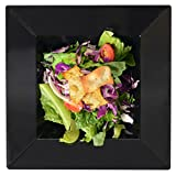 Fineline 12 oz Square Bowl Black (Case of 120) (10 x 12), Black