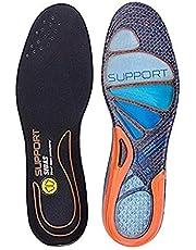 Sidas Joint Support Gel dämpande innersula, unisex, dämpande gelstöd, blå/orange