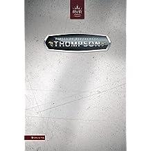 Biblia de referencia Thompson RVR 1960 (Spanish Edition)