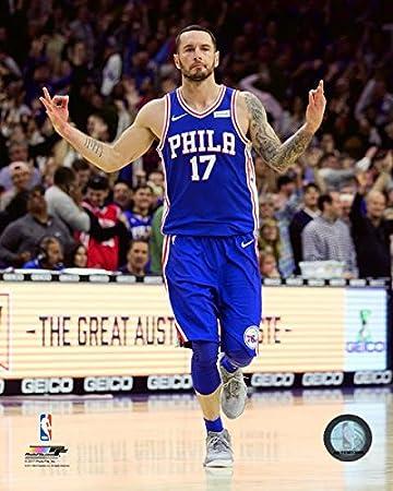 7f1b62c1f J.J. Redick 2017-18 Philadelphia 76ers NBA Action Photo (Size  20 quot  ...