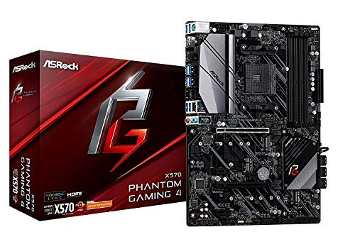 ASRock X570 Phantom Gaming Motherboard