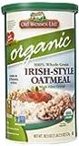 Old Wessex Organic Irish Style Oatmeal, 18.5 oz