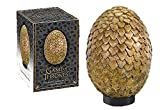 Game of Thrones Dragon Egg Prop Replica Viserion 20 cm Noble Collection Replicas
