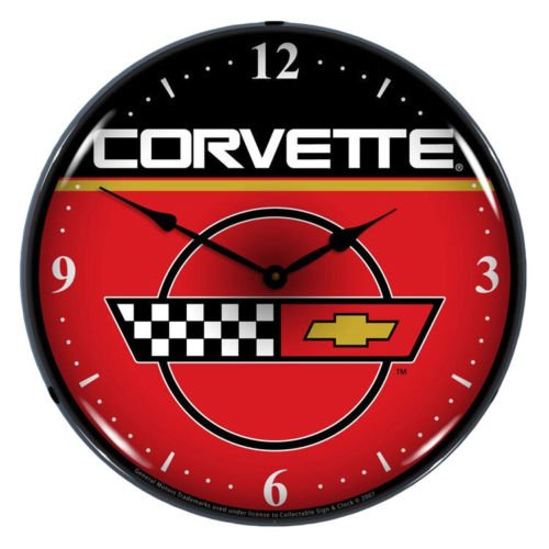 Collectable Sign and Clock GM805184 14