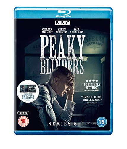Peaky Blinders: Series 5 [UK Import, Region B]