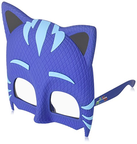 Sunstaches Instant Costume Sunglasses, PJ Masks Cat (Cat Masks For Kids)
