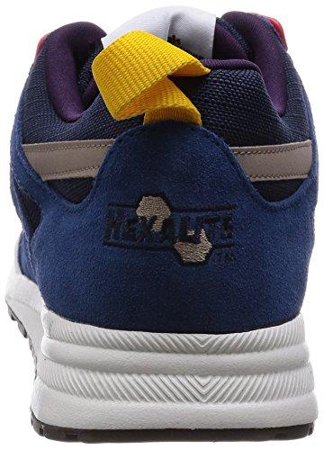 Orchid Blue Reebok Baskets Basses Ryl Fx Red Batik Retro So Indigo Blau Bleu Ventilator Femme Yellow q7aq8r