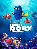 DVD : Finding Dory (Plus Bonus Content)
