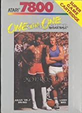 One-on-One Basketball by Atari