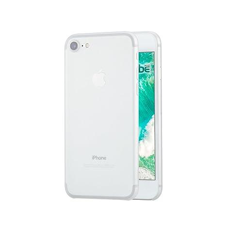 Caudabe Estuche ultra fino con textura mate para iPhone 8/7 ...