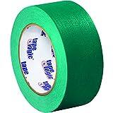 Partners Brand PT937003E Tape Logic Masking Tape, 2'' x 60 yd., Dark Green (Pack of 24)