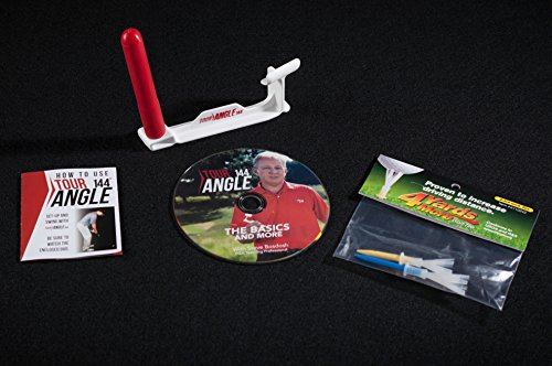 TourAngle144 Golf Swing Training Aid – Multiple swing benefits for all skill levels. (Long & Short Game) – DiZiSports Store