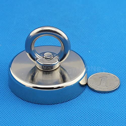 Pull Force Neodymium Magnet Rare Earth Fishing Magnets 115KG 250LBS