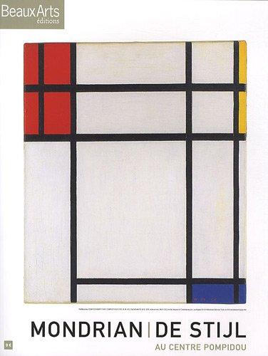Beaux Arts Magazine : Mondrian, De Stijl au centre Pompidou