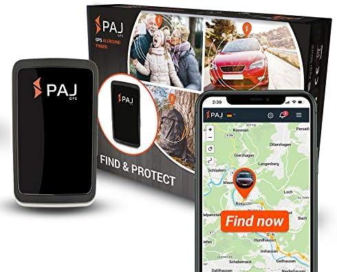 PAJ GPS Allround Finder Versión 2020 Localizador GPS: Amazon.es: Electrónica