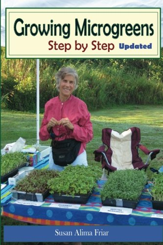 - Growing Microgreens Step by Step: From Seed to Table in Seven to Ten Days