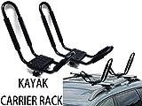 9sparts® UNIVERSAL J SHAPE CROSS BAR KAYAK SNOWBOARD SKI SURFBOARD...