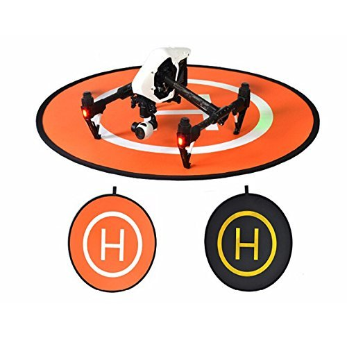 Drone-Launch-Pad-Helipad-Fast-Folded-for-Helicopters-RC-Quadcopters-DJI-Phantom-2-3-4-Inspire