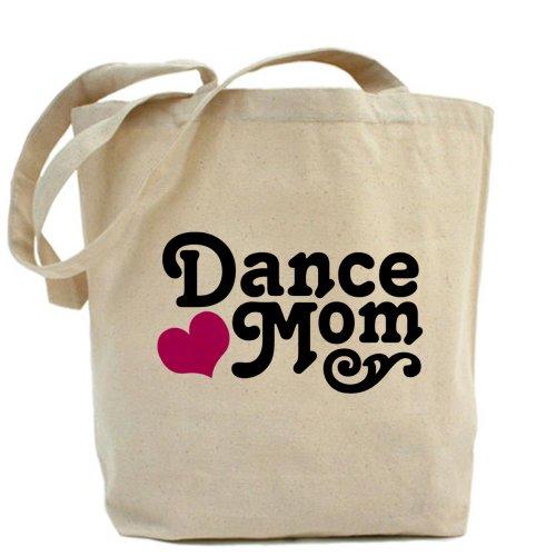 CafePress–danza mamá–Gamuza de bolsa de lona bolsa, bolsa de la compra