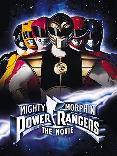 Mighty Morphin Power Rangers: The Movie (Mighty Morphin Power Ranger Movie)