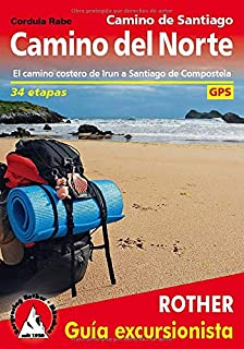 Camino de Santigo del Norte, Costa y Primitivo. Buen Camino ...