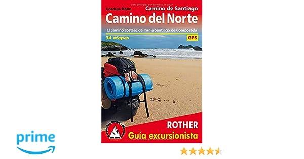 Camino del Norte. Ruta jacobea de Irún a Santiago de ...