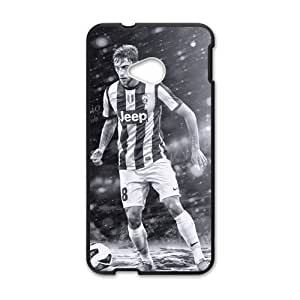 Happy Marchisio Juventus Phone Case for HTC One M7