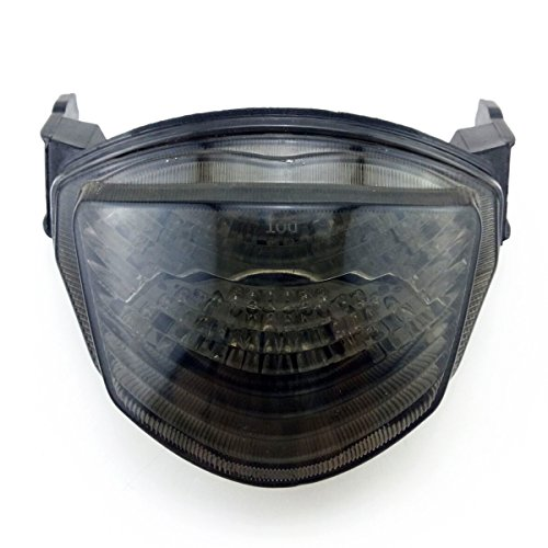 2006 Suzuki Gsxr1000 Motorcycle (PACASK Motorcycle LED Turn Signals Light For 2005-2006 Suzuki GSXR 1000 / GSX-R1000 SMOKR=E)