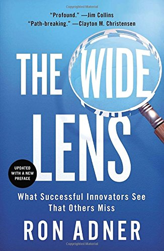 The Wide Lens: What Successful Innovators See That Others - Black Lens Book The