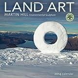 Land Art 2014 Wall Calendar