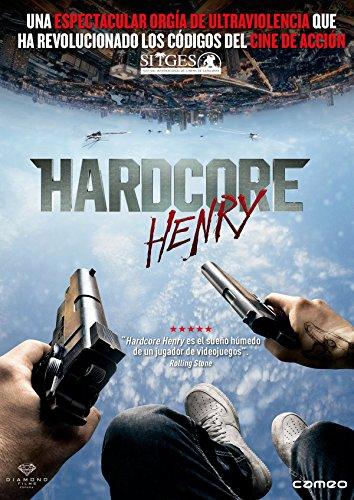 Hardcore Henry [DVD]: Amazon.es: Sharlto Copley, Danila ...